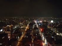 JRタワーから見る夜景