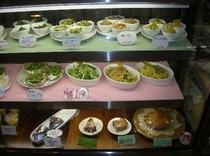 マクロビキッチンには、健康によい食物がたくさん!