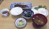 朝食500円日替わり(A)