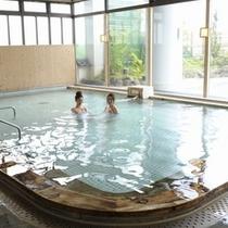【温泉大浴場】ゆったりのんびり