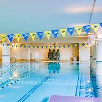25mの温水プール