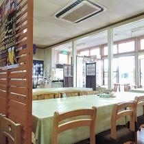 *[食堂]朝夕共にお食事は食堂でご用意致します。