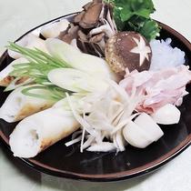 *[お料理/きりたんぽ]美味しい炊き立てのあきたこまちでつくるきりたんぽは絶品です!