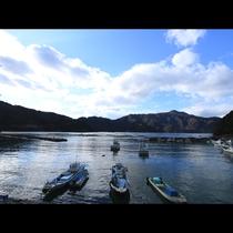 客室からの風景 自然と雄大な海に囲まれた西小川でなにもしない贅沢を_r