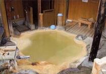源泉掛け流し温泉2