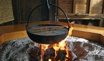 冬は鍋料理をどうぞ