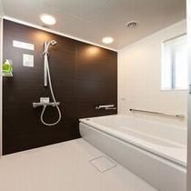 浴室・トイレが別となっております