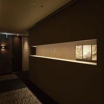 8Fエレベーターホール