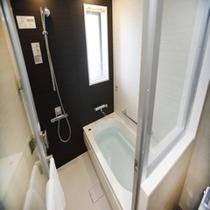 全室セパレートタイプで洗い場スペース付