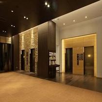 客室用エレベーター