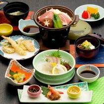 ■平日基本夕食(一例)■