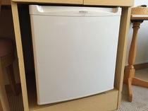 冷蔵庫を全室に設置しております。