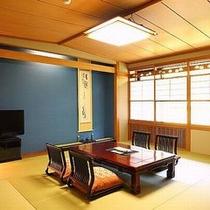 【3〜6階〜特別室〜和室次の間付・73㎡】広々としたゆとりの空間で優雅な滞在を