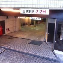 ◇◇地下駐車場◇◇