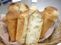 ママが毎日焼き上げるイギリスパン