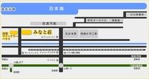 地図(アクセス)