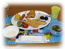 夕食イメージ(お子様用)