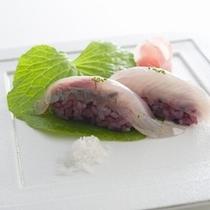 夕食:(お食事)伊豆の旬食材を使ったプレミアムフレンチ会席