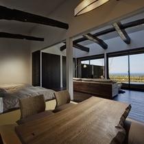 客室:海の丘
