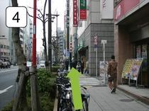 小伝馬町からのアクセス④