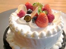 記念日にはやっぱりケーキが必須!!