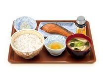鮭朝食(すき家)