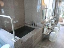 男性浴場 水風呂