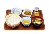 納豆朝食(すき家)