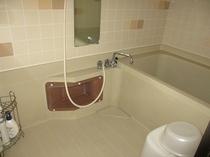 601号室バスルーム