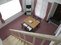 601号室リビングルーム