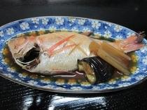 料理長特選プラン♪♪高級魚のどぐろの煮付け♪♪2014.07.12!!
