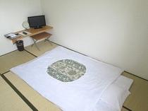 和室(シングル)6畳のお部屋でのんびりと♪♪