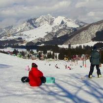 *スキーイメージ