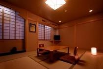 :☆標準和室12畳☆バス・トイレ付き