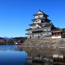 ≪松本市街・松本城までお車で約30分≫