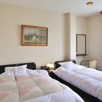 *【客室例(洋室)】お気軽にお泊り頂けるお部屋です!