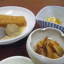 *【夕食例】どこか懐かしい♪手作りの夕食をどうぞ!