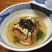 *【ご夕食一例・季節のごはん】