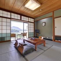 *和室(客室一例)/畳の香りがほのかに薫るお部屋。団欒のひと時をお過ごし下さい。