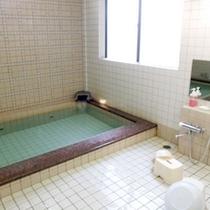 *【男湯】温泉ではございませんが、のんびりと1日の疲れを解していただけます♪