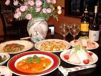 ある日のお食事(中華)