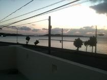屋上からの眺め