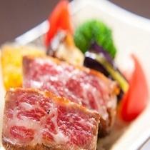 【豊後牛ステーキ】