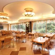 レストラン銀河・・・お食事はこちらでご用意致します。