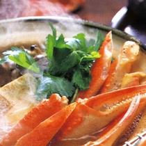 かにすき鍋(イメージ)