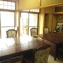 *個室食事処一例/この個室は椅子に座ってお召し上がりいただけます