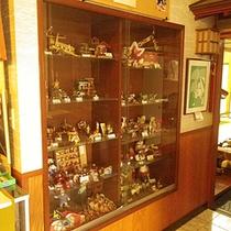 *館内展示玩具/約1万点の玩具が!