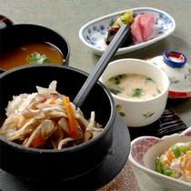 ■お料理一例■
