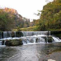 宮島峡一の滝