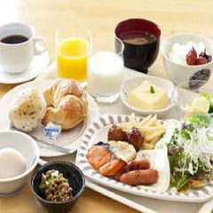 New【直前割】【春得】【朝食・美味しいー手作り日替わりバイキング付プラン】【4歳児未満添い寝無料】